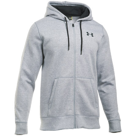 Férfi funkcionális felső. Under Armour. Storm Rival Cotton Full Zip e6e3bd908e