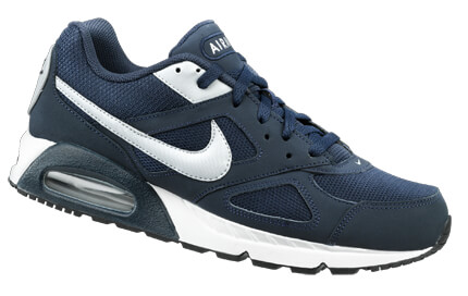 Nike Air Max Ivo Trainers   Air Max Bubble   Leather